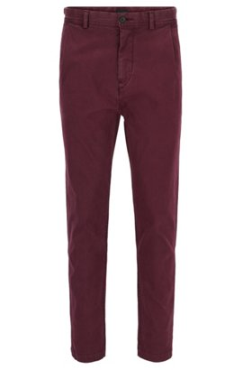 Pantalon Slim Fit en coton mélangé179.00HUGO BOSS Vu3UlJ