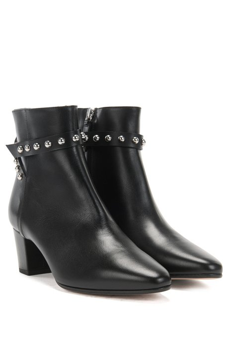 Cheap Real HUGO BOSS Women's Shoreditch Bootie-C Ankle Boots Low Cost Cheap Sast For Cheap Cheap Online Clearance With Credit Card gg5hy