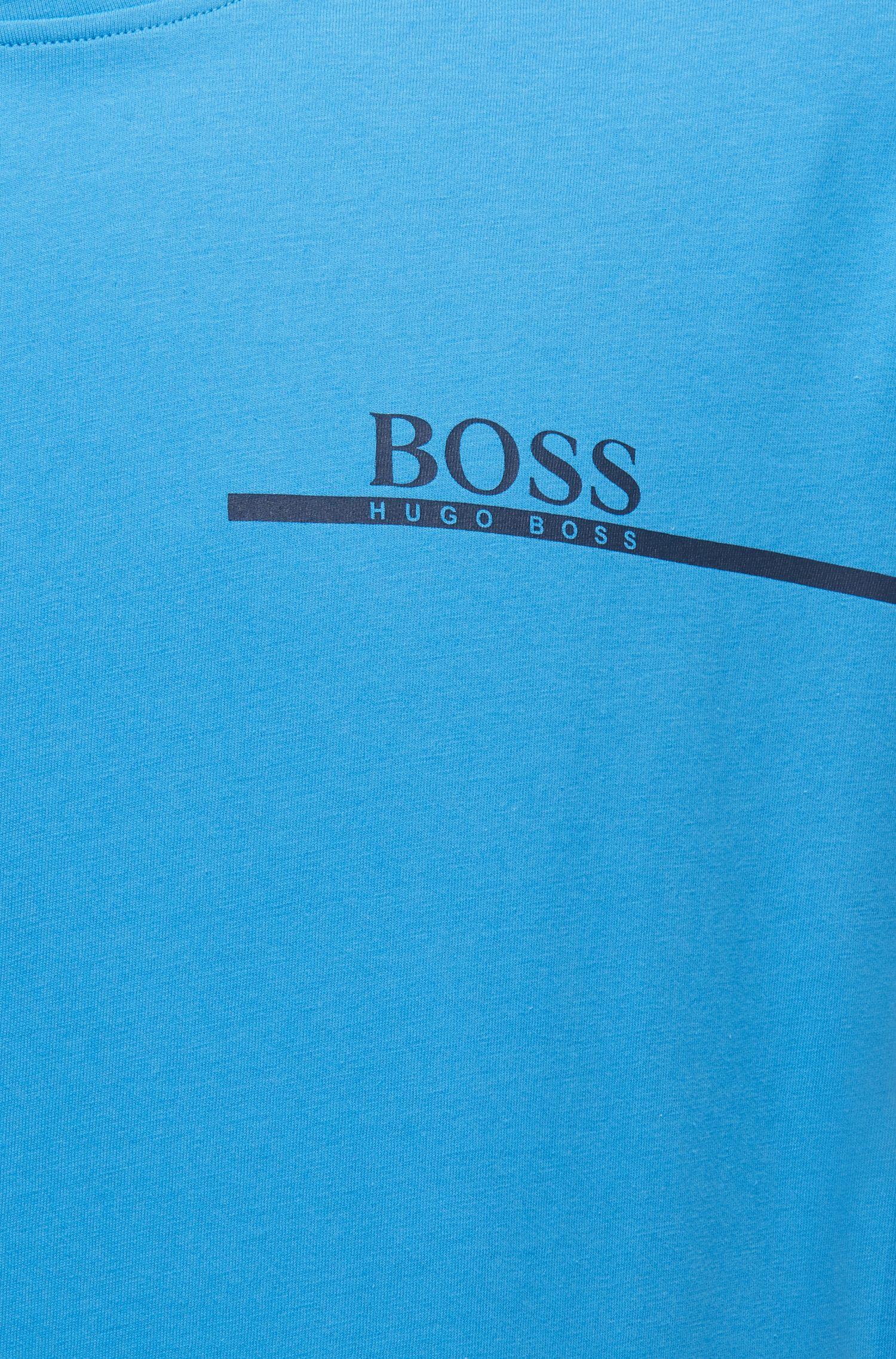 T-shirt Relaxed Fit en coton à logo imprimé