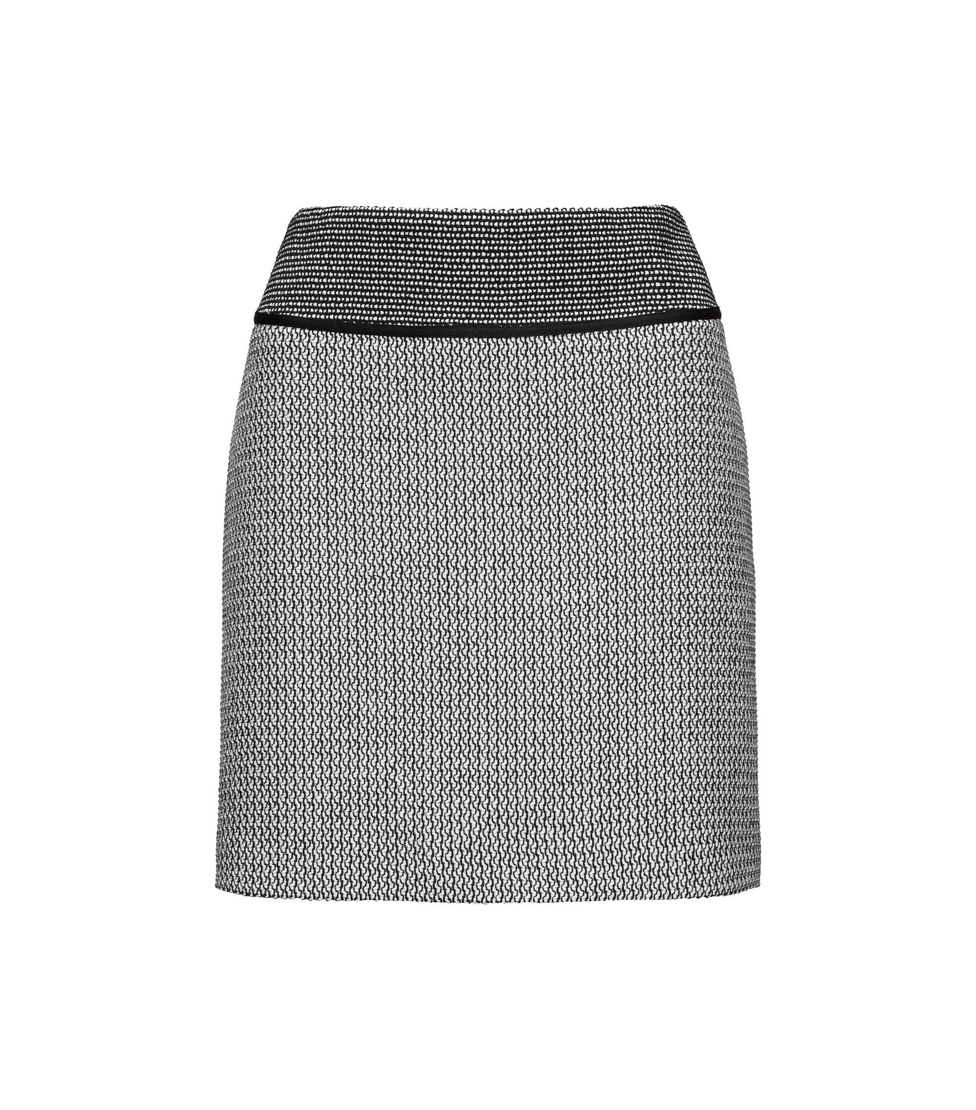 Minifalda con diseño a parches, Fantasía