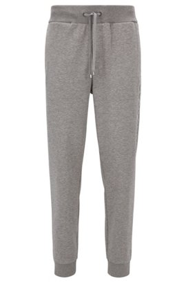 HUGO BOSS Pantalon d'intérieur en piqué de coton mélangé, aux finitions resserrées au bas des jambes