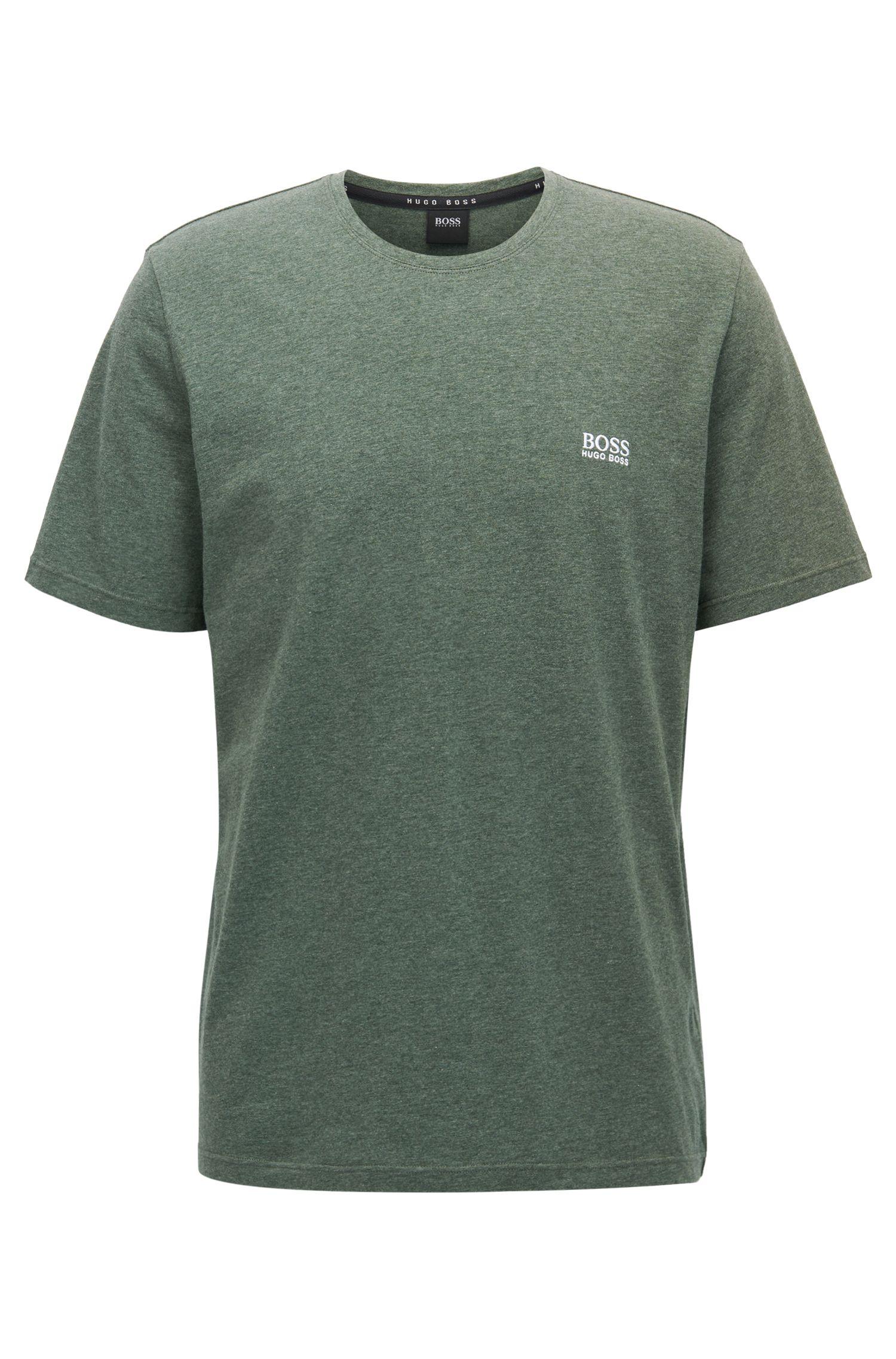 T-shirt d'intérieur en coton stretch