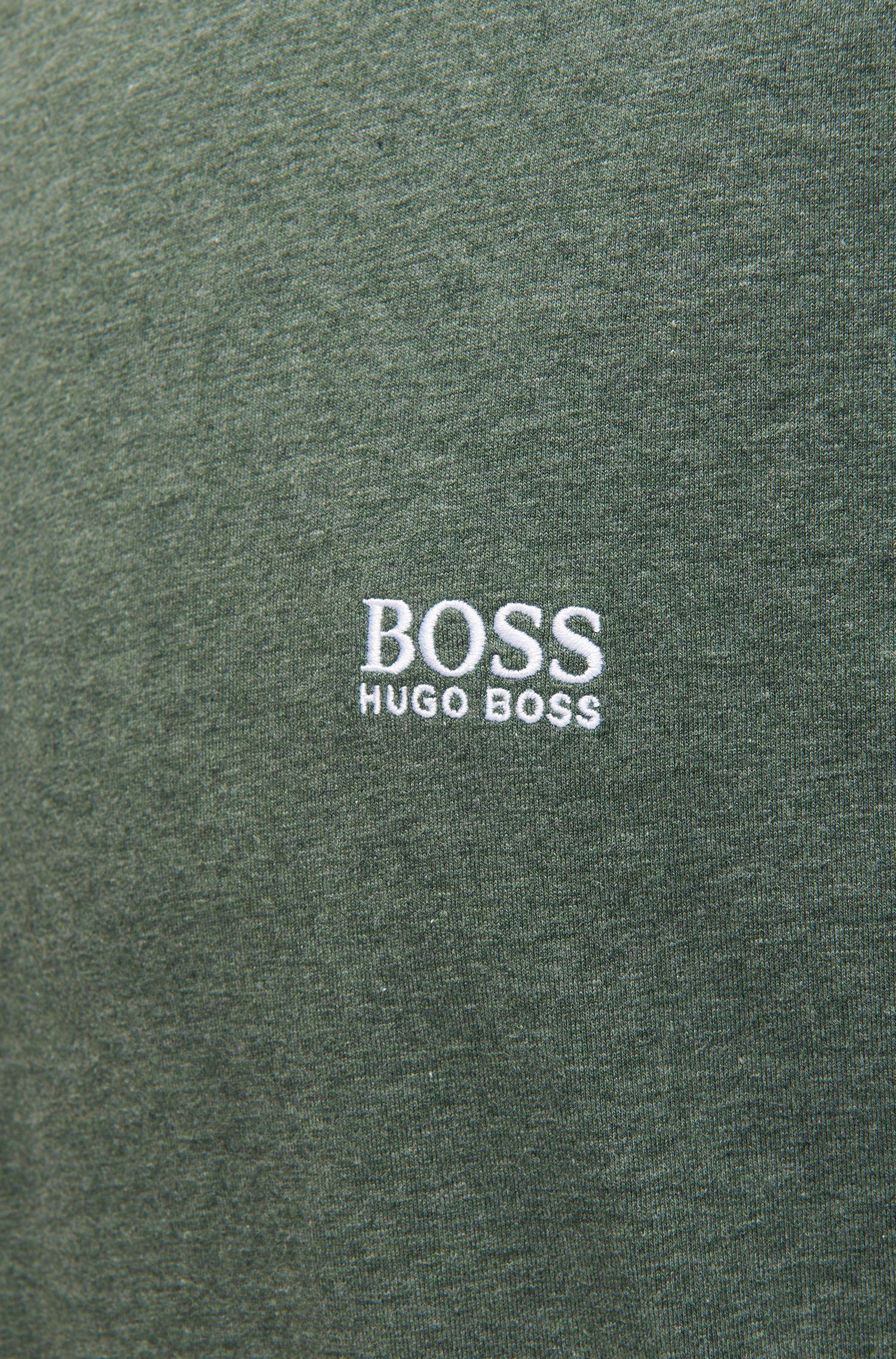 Lounge-T-shirt van stretchkatoen