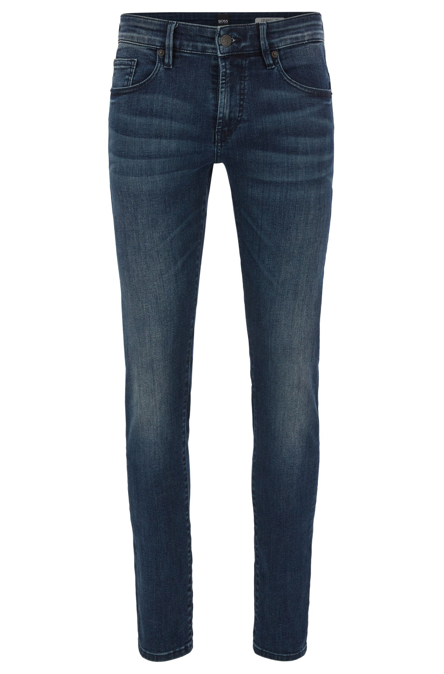 Jeans Skinny Fit en denim super stretch