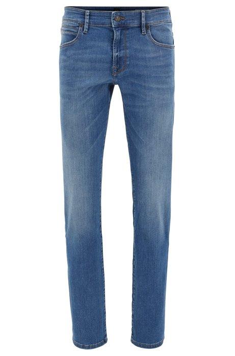 HUGO BOSS Jeans Regular Fit en denim super stretch lRSIj5eu1