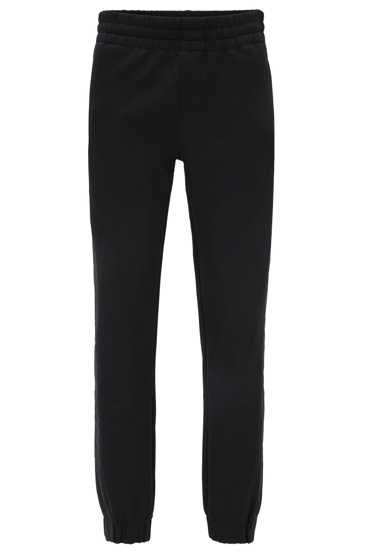 Slim-Fit Jersey-Hose aus der Mercedes-Benz Kollektion
