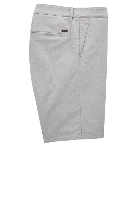 Pantalones Tramo De Algodón Delgado-ajuste Con Micro Estructura Jefe Elección de envío gratis Barato Venta Pick A Best NkLXgJ02