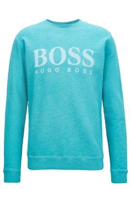 Boss Casual Ztolen, T-Shirt Homme, Gris (Light/Pastel Grey 051), MediumHUGO BOSS
