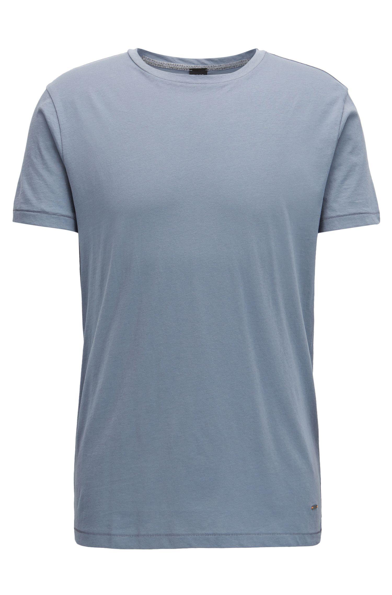 Regular-fit T-shirt van single jersey