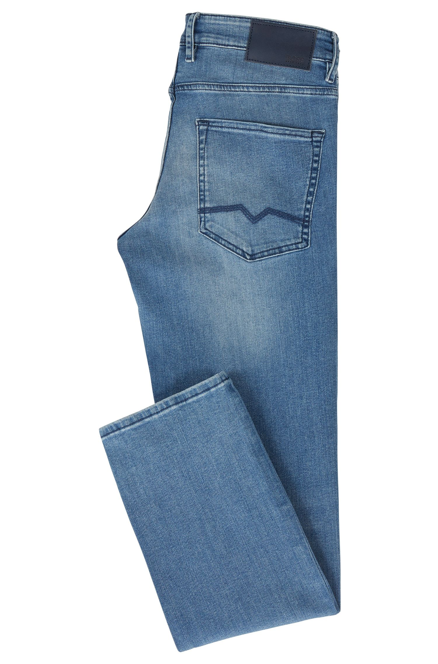 Jean Regular Fit en denim super stretch