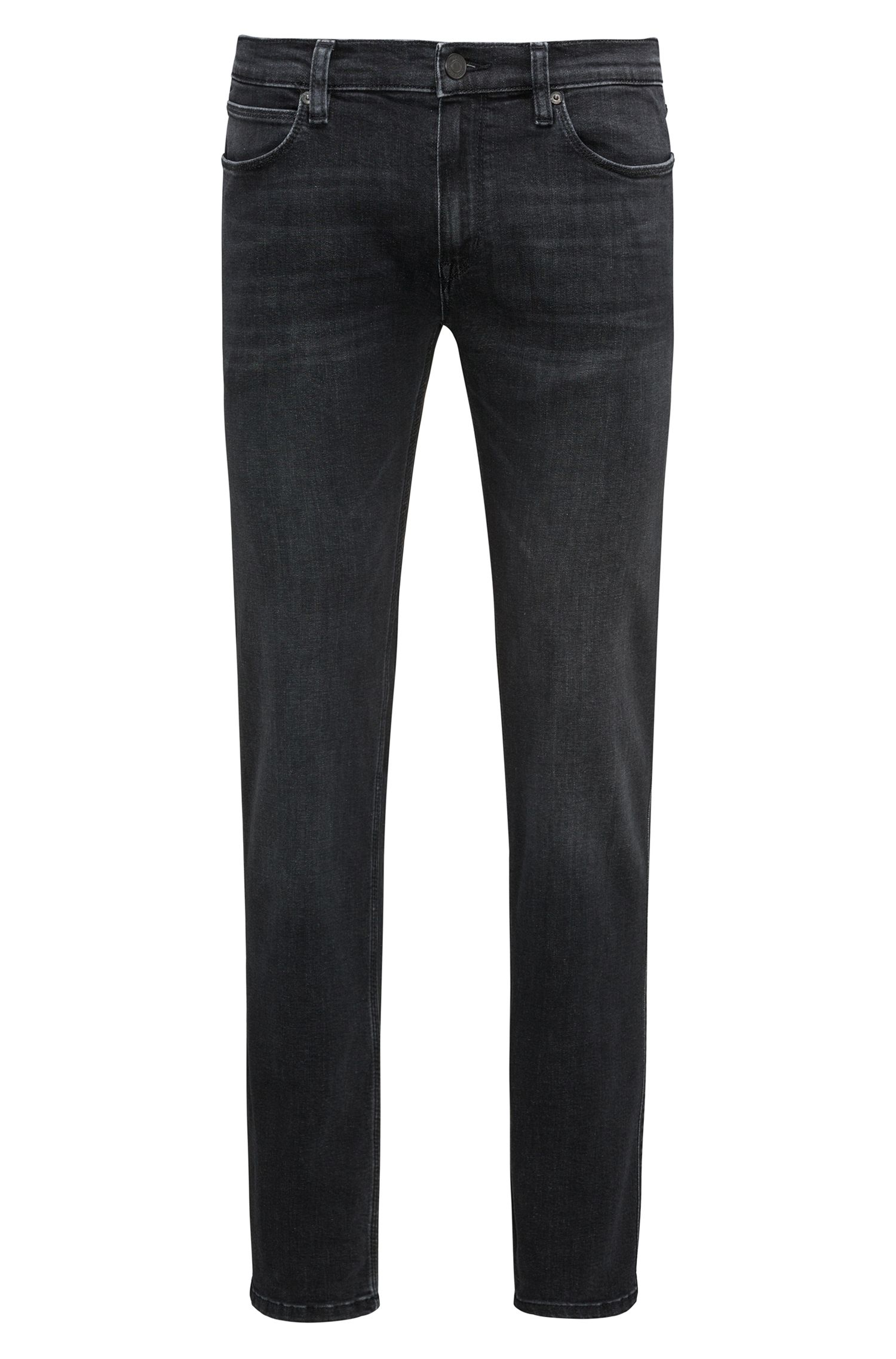 Jean taille basse Slim Fit en denim stretch