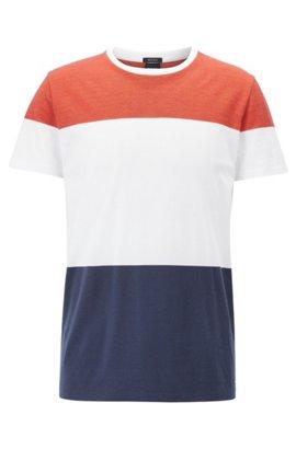 T-shirt à manches courtes en coton chiné69.95HUGO BOSS SazWJ