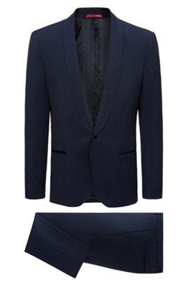 Veste Extra Slim Fit en laine mélangée329.00HUGO BOSS QVgQPOY