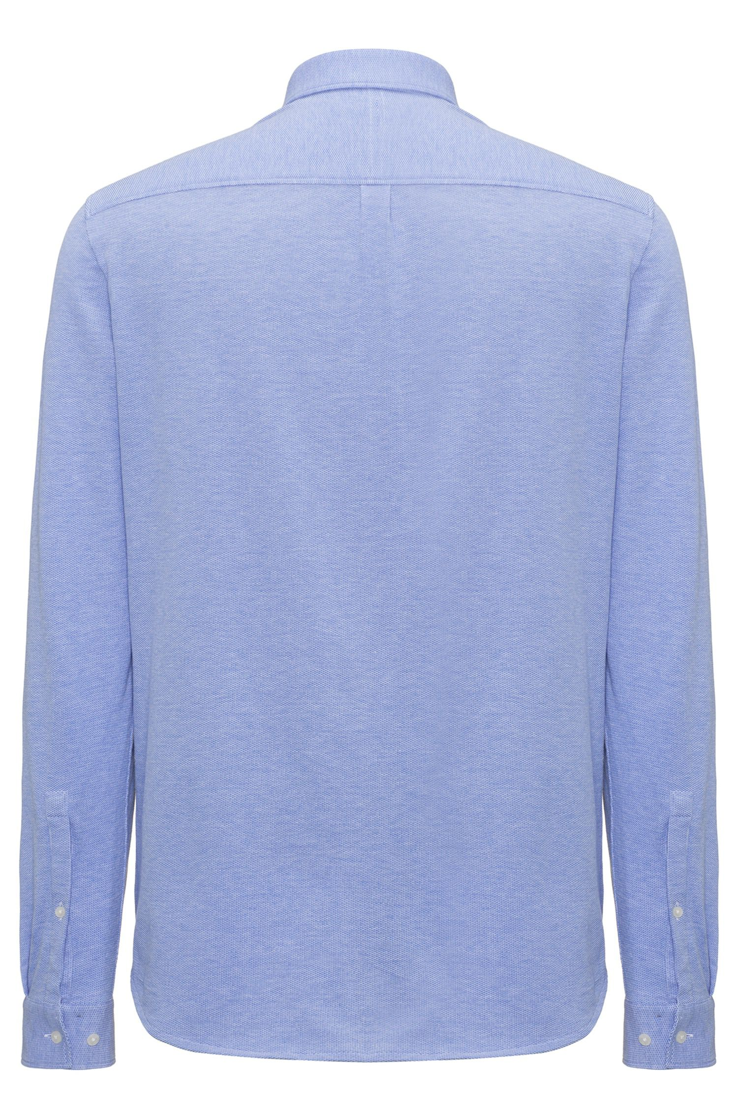 Relaxed-Fit Hemd aus Single-Jersey