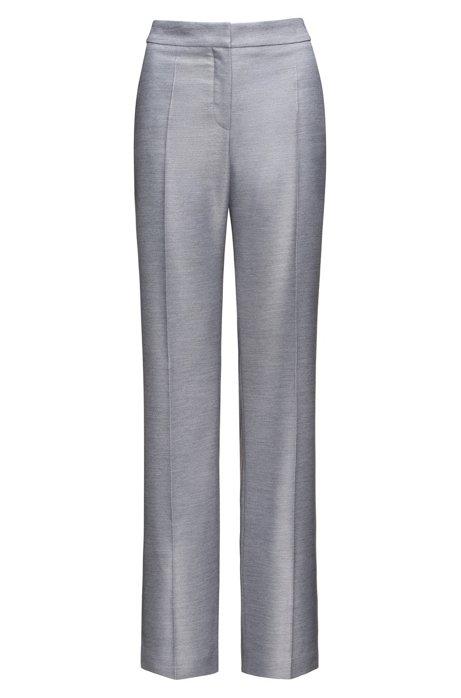 Pantalon-coupe Confortable Avec Des Jambes Évasées Boss Hugo JLxYU