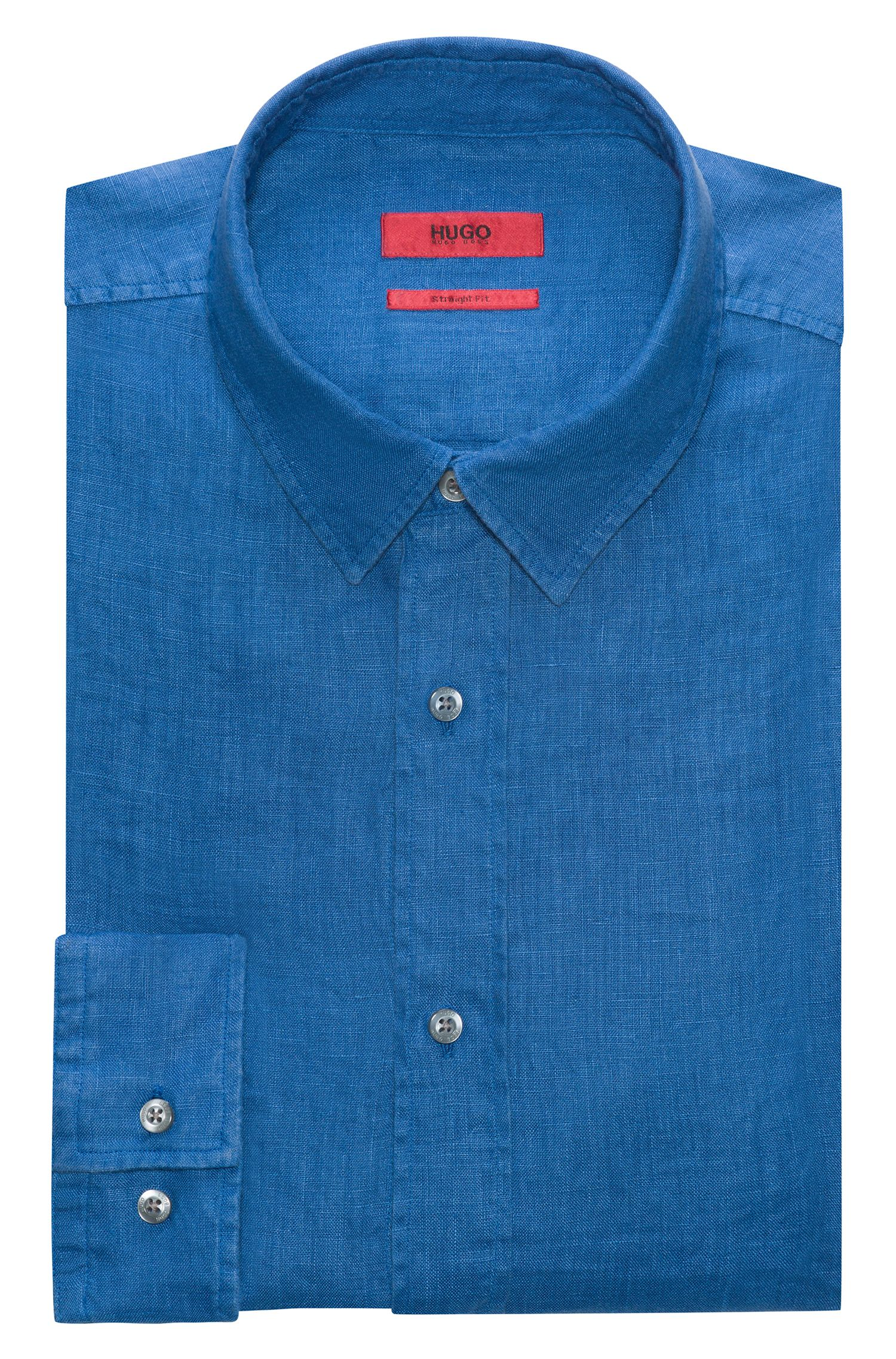 Chemise en lin Relaxed Fit