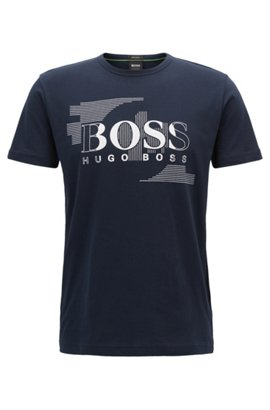 les intemporelles t shirts hugo boss hommes. Black Bedroom Furniture Sets. Home Design Ideas