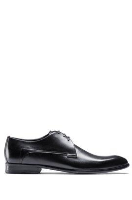 Derby Zapatos De Cuero De Becerro Con Suela De Cuero Completo De Hugo Boss buena venta barata Precio barato de edición limitada Envío gratis Outlet Limitado Nuevo k3yrQvxCXv
