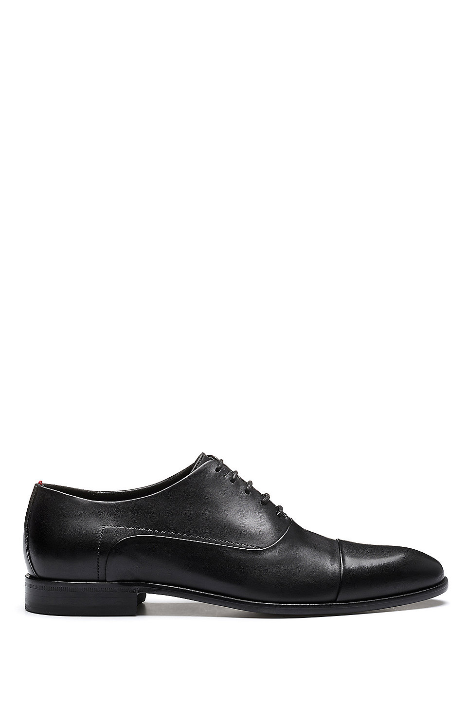 Mens Appeal_oxfr_ltct Oxfords, Black HUGO BOSS