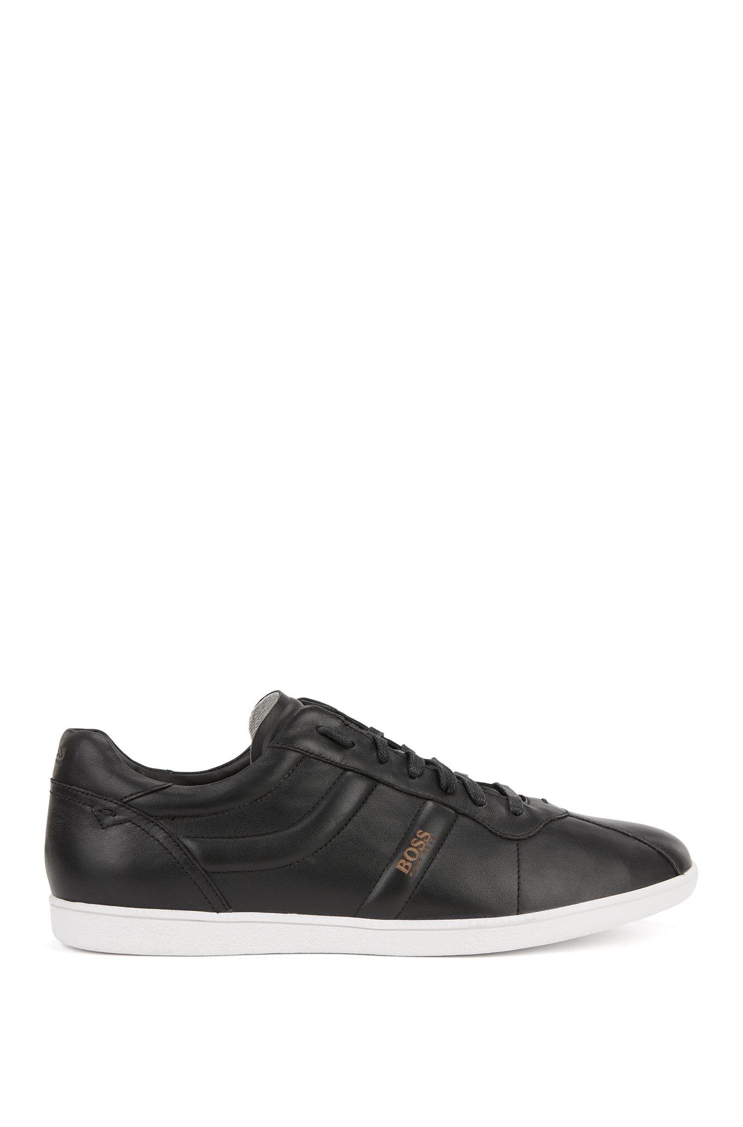Sneakers aus Nappaleder