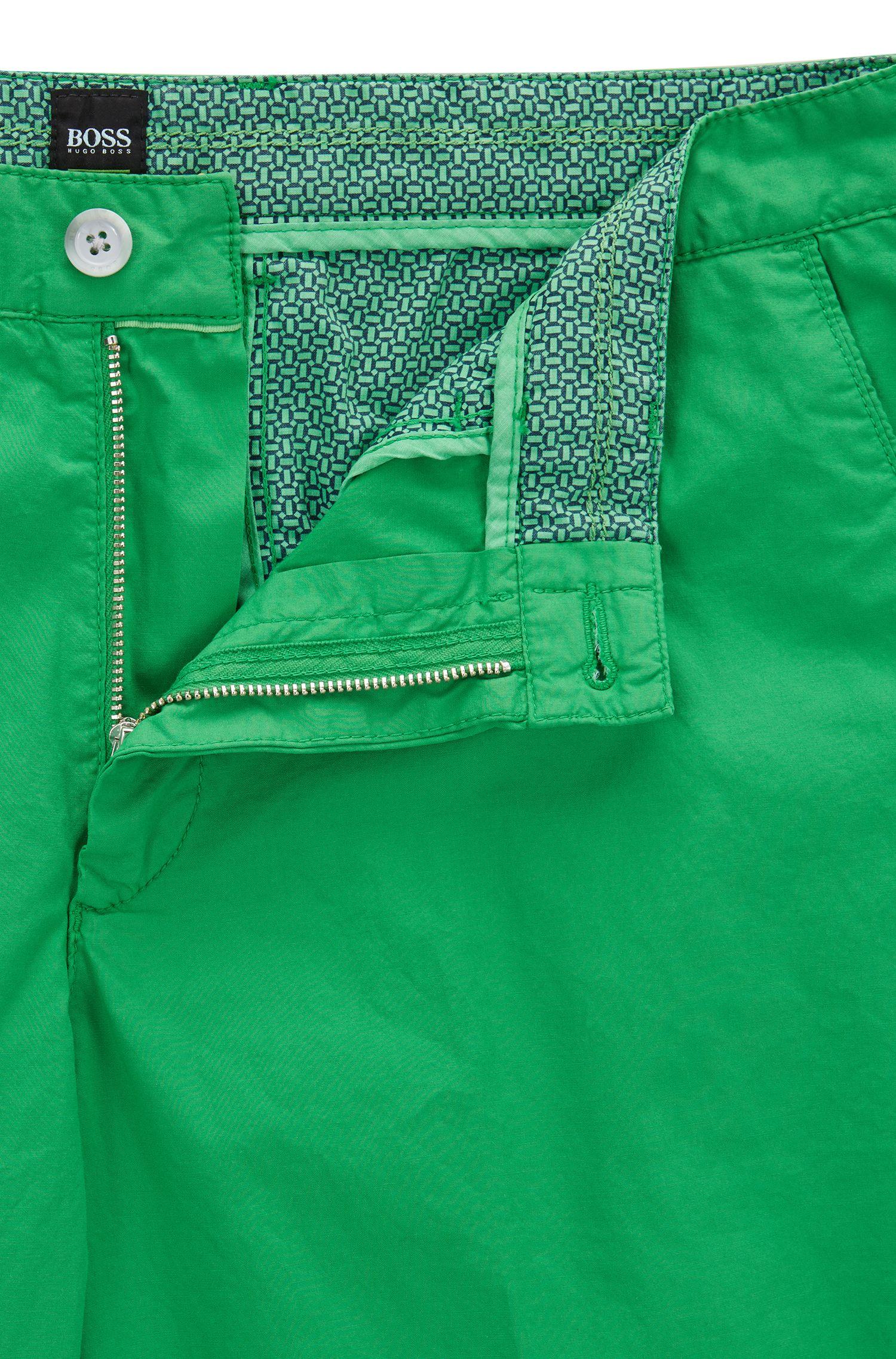 Short Regular Fit en coton stretch léger