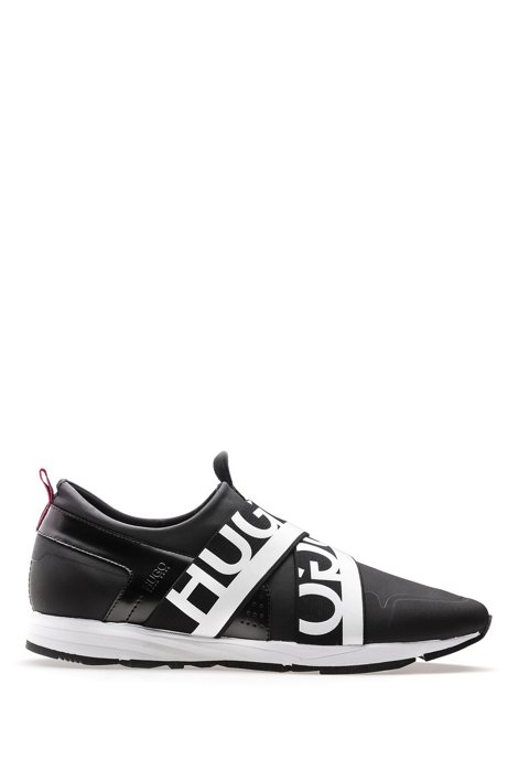 Hybrid trainers with logo bandages HUGO BOSS Outlet Top Quality 2018 Cheap Online Cheap Low Cost Low Price Sale hsg0P8I8Jp