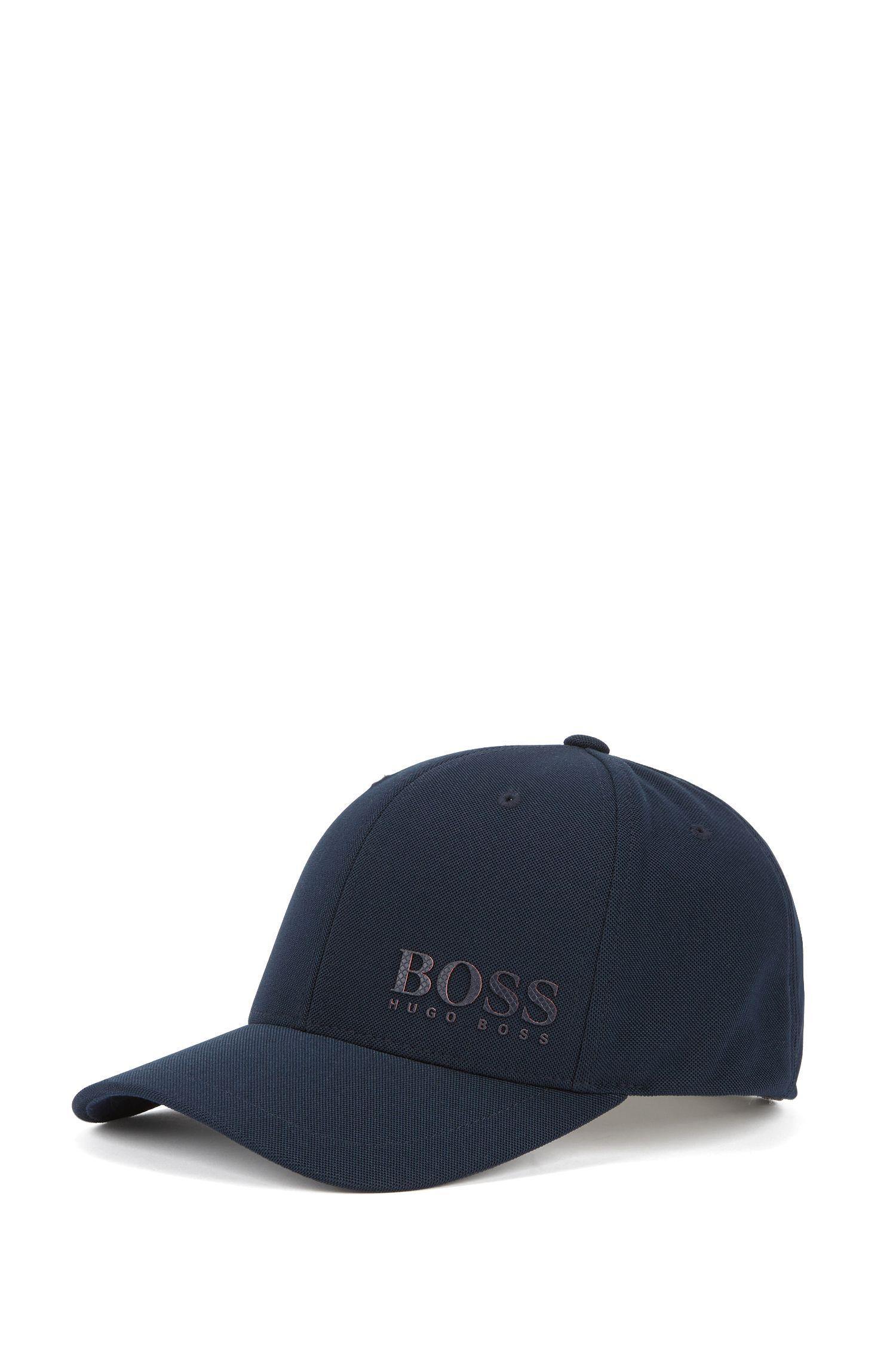 Cappellino da baseball in rete con logo multistrato nei colori delle nazionali