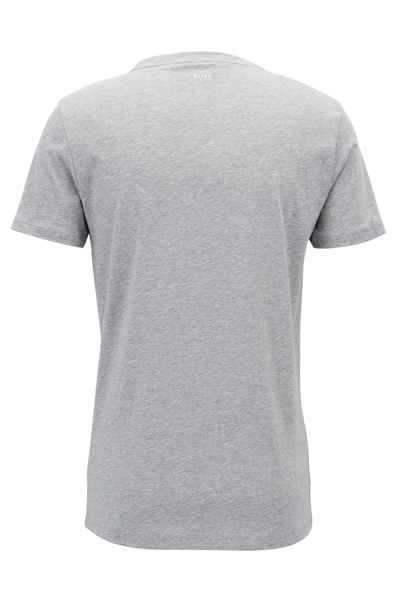 Relaxed-Fit T-Shirt aus reiner Baumwolle mit Grafik-Print
