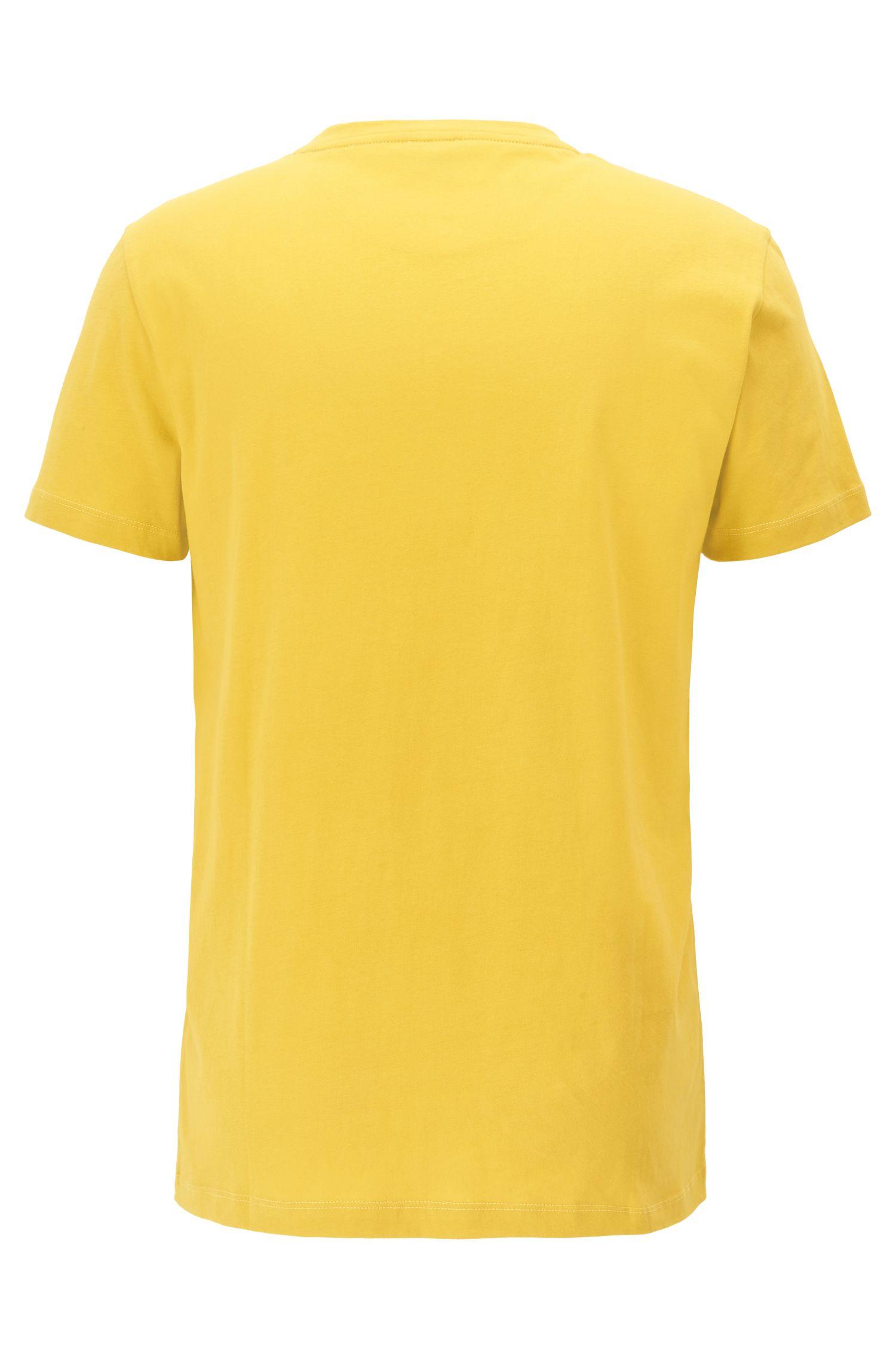 Relaxed-Fit T-Shirt aus Baumwolle mit Logo