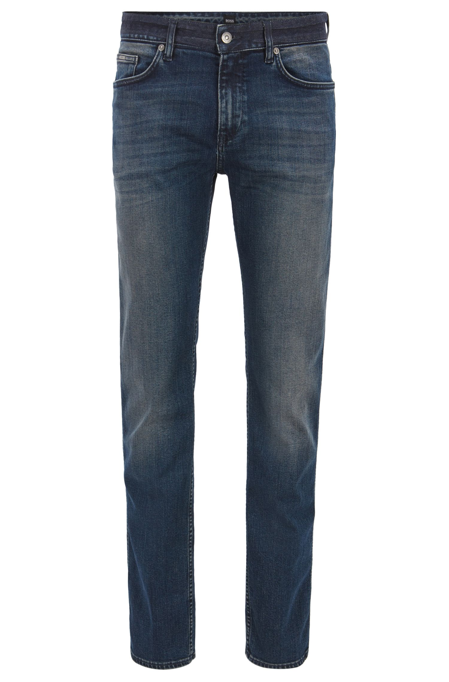Jean Slim Fit en denim stretch authentique
