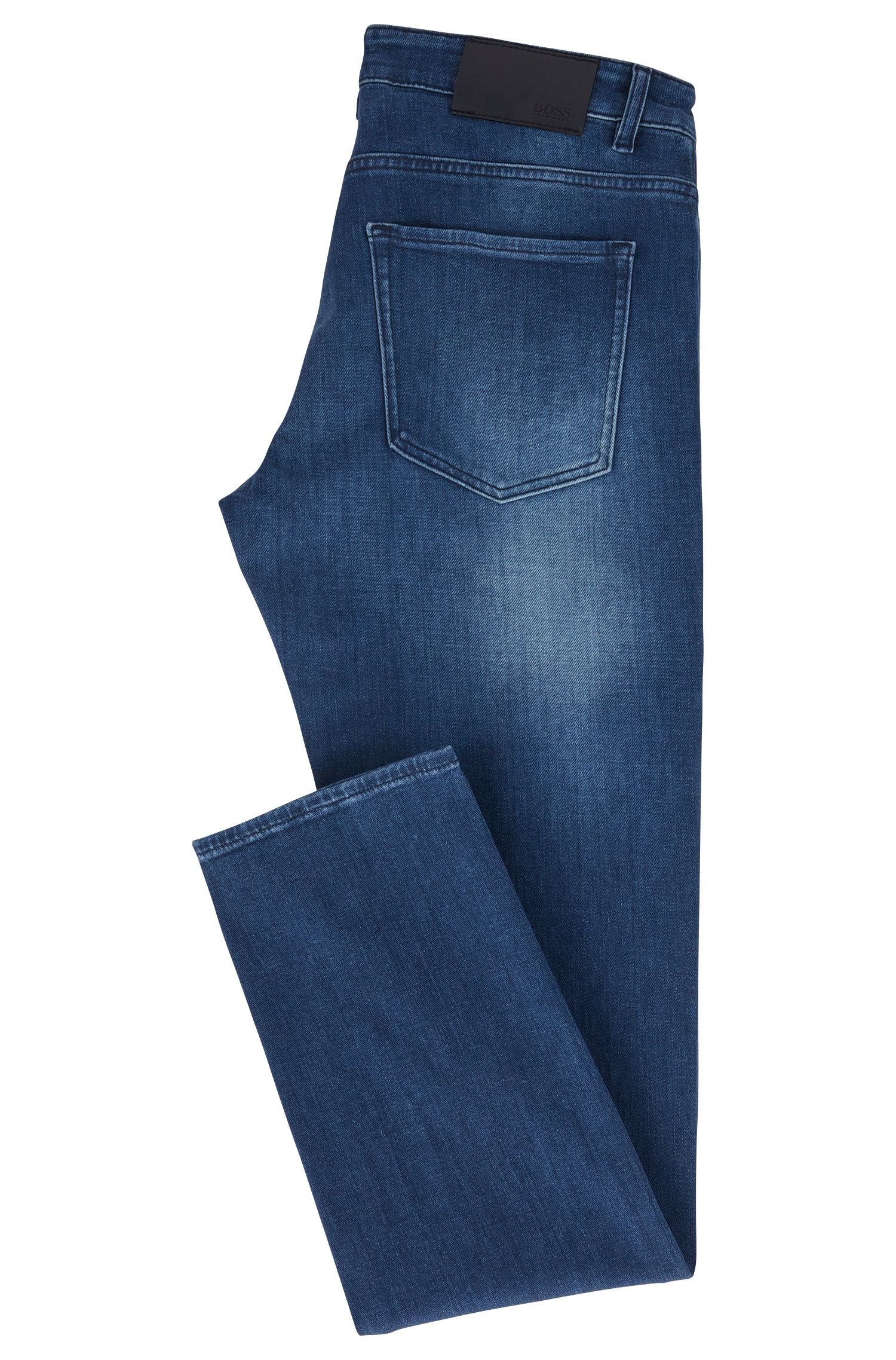 Slim-Fit Jeans aus besonders softem Stretch-Denim