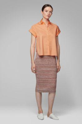 6479da35d48 HUGO BOSS premium blouse collection for women