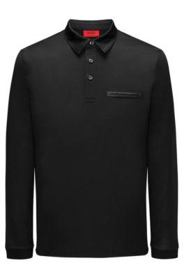 Longsleeve-Poloshirts