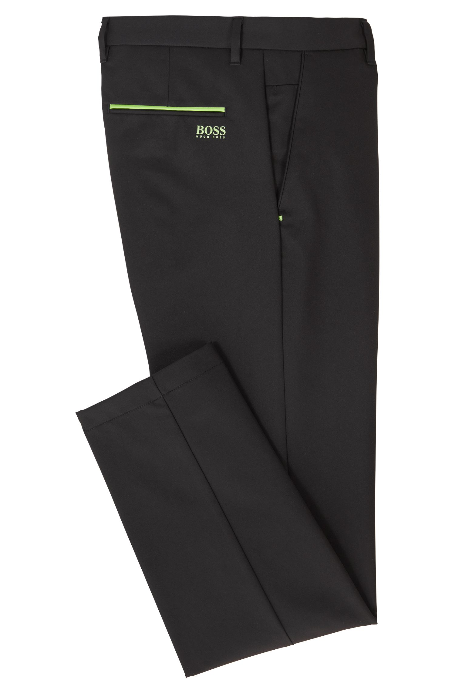 Pantalon Extra Slim Fit en tissu technique
