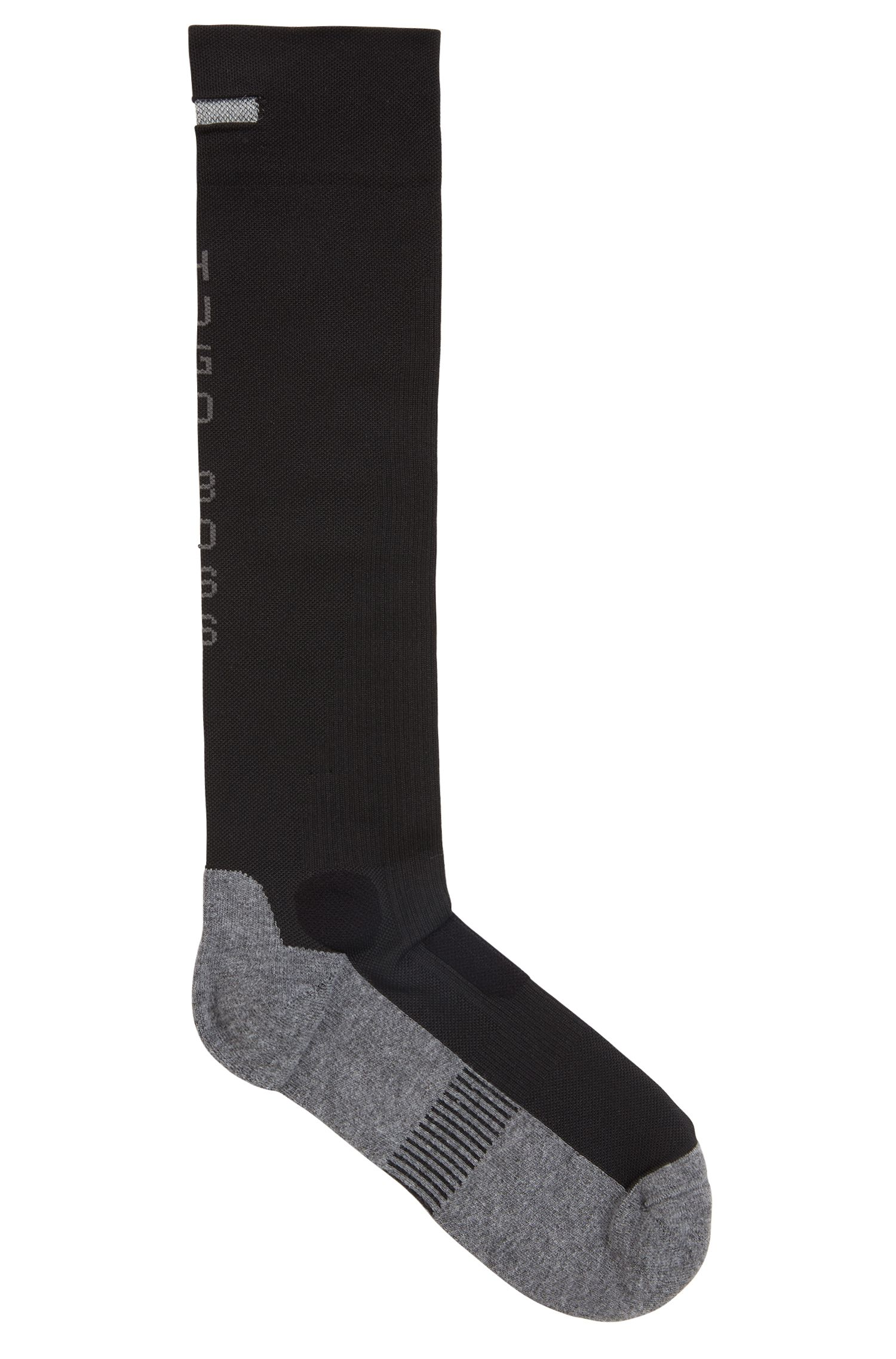 Knee-high socks in COOLMAX® fabric