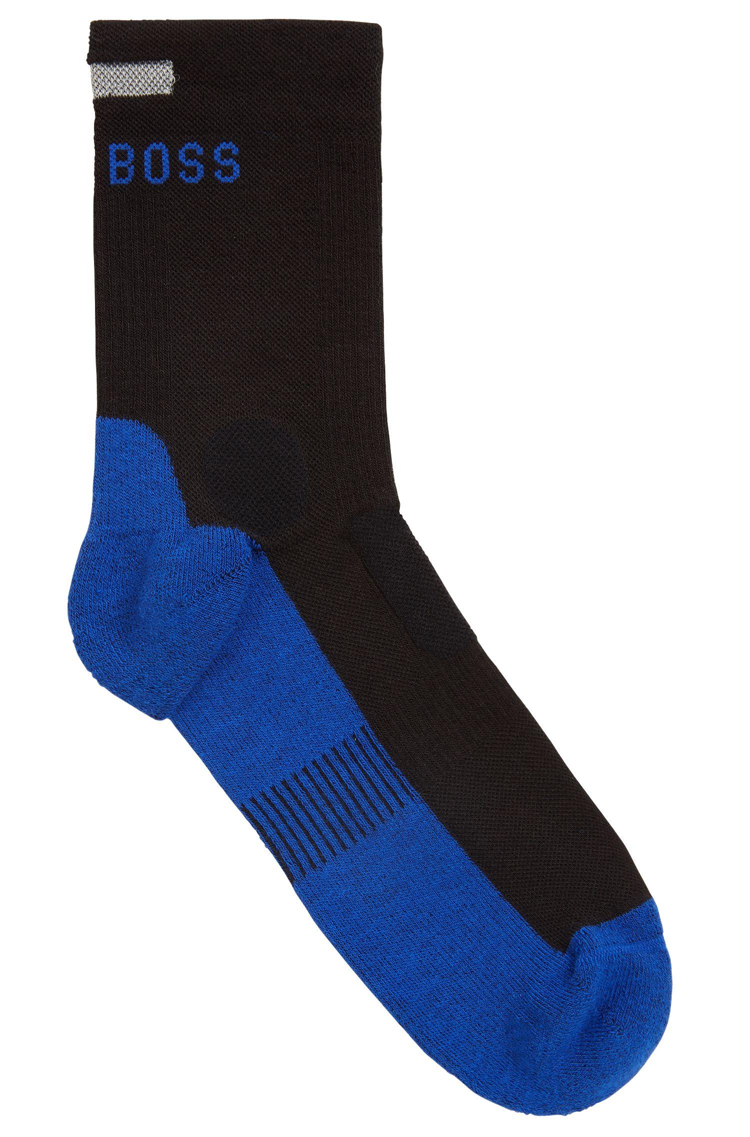 Regular-length socks in COOLMAX® fabric