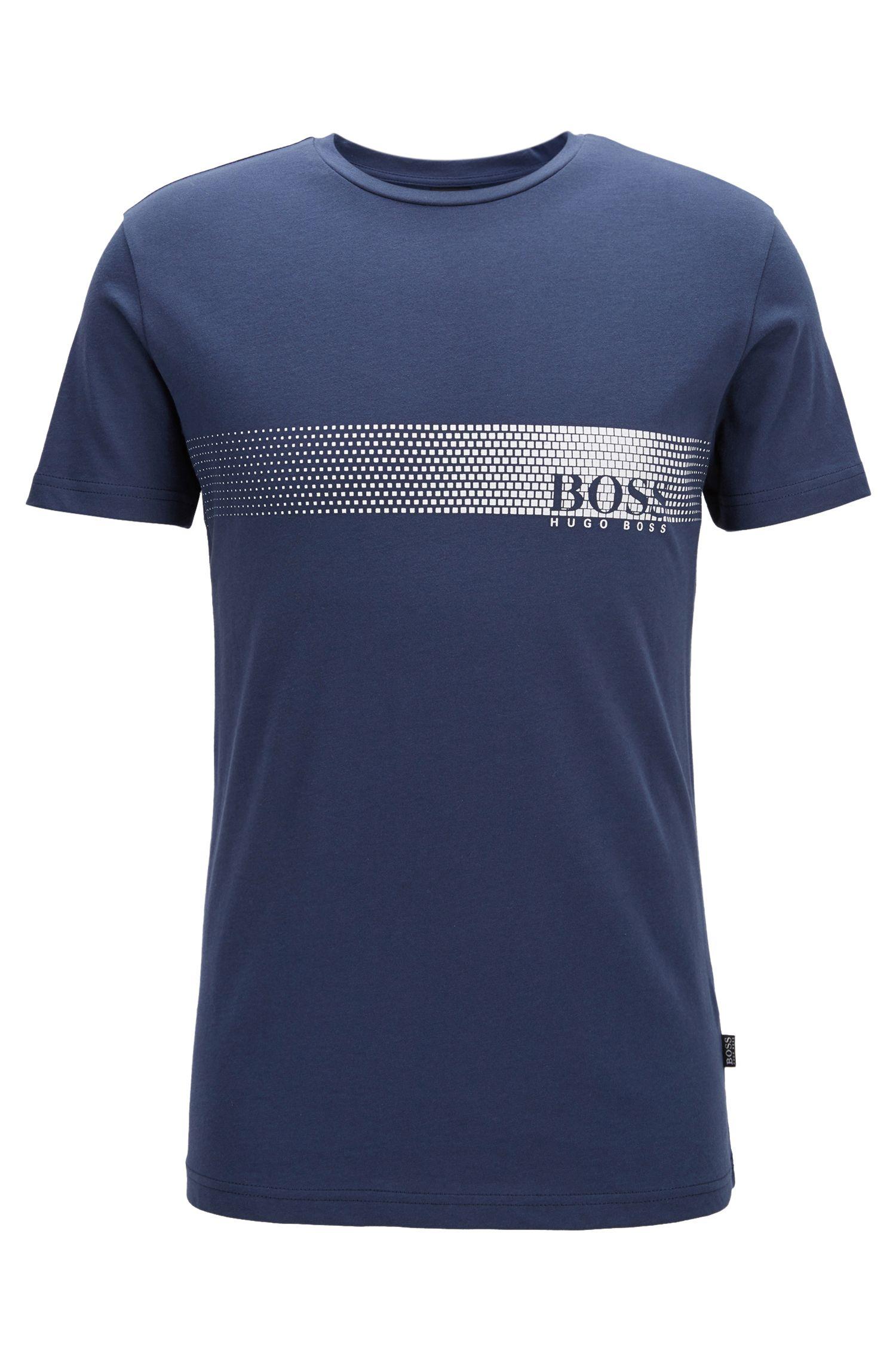 Sunsafe logo T-shirt in cotton
