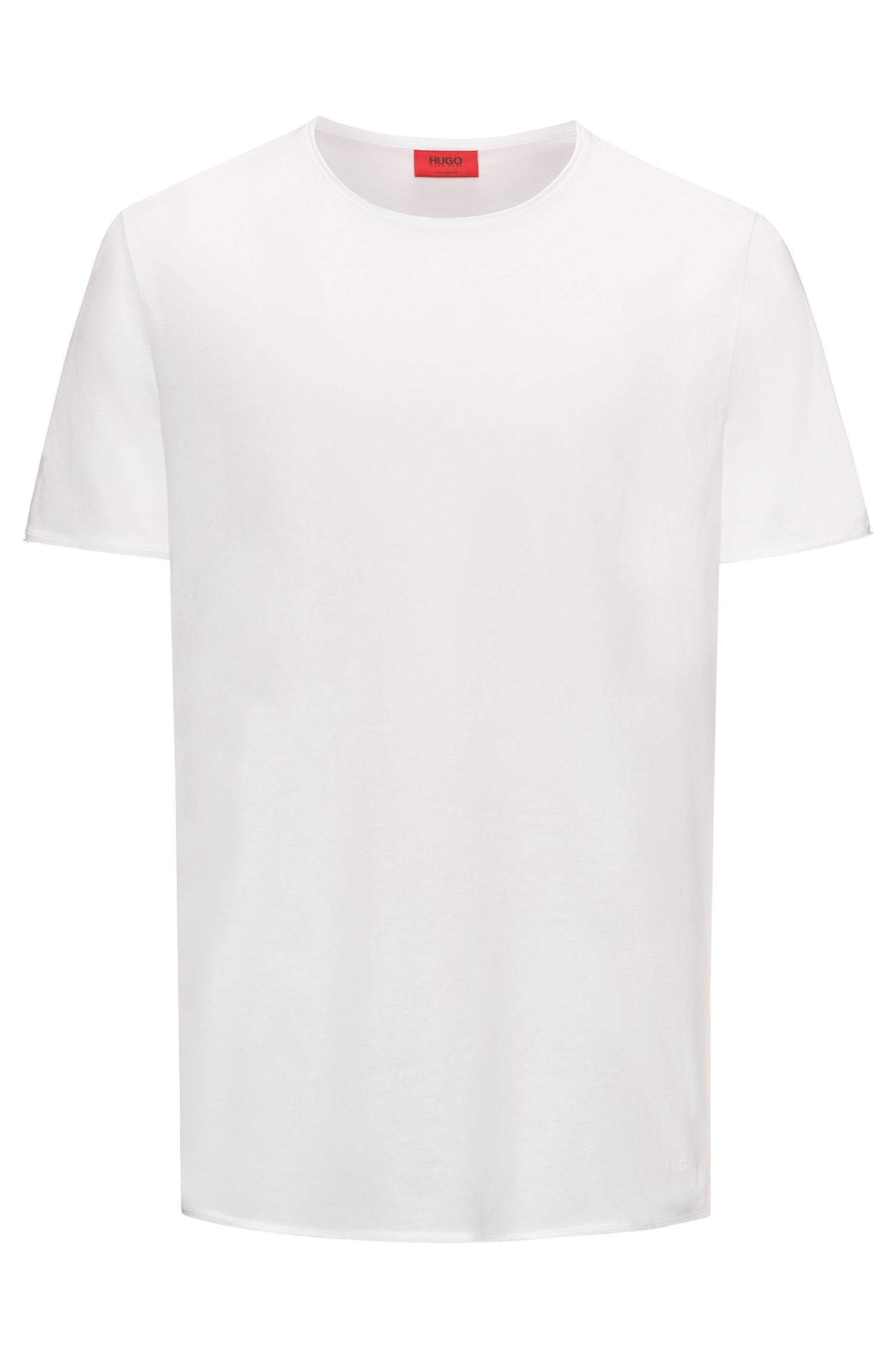 Regular-fit T-shirt van pimakatoen