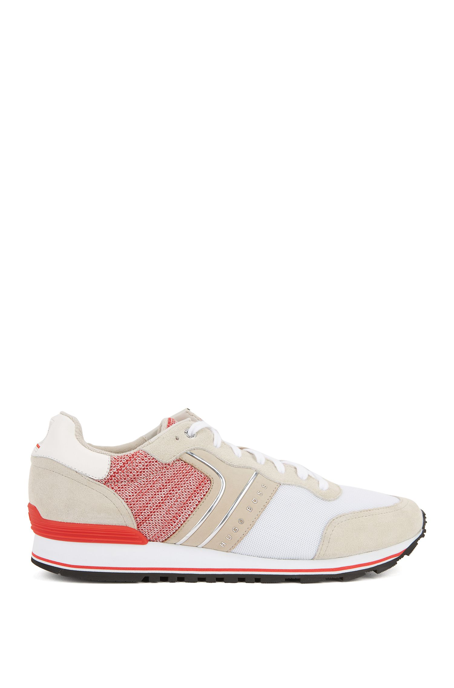 World Cup 2018 trainers in knitted fabric and leather