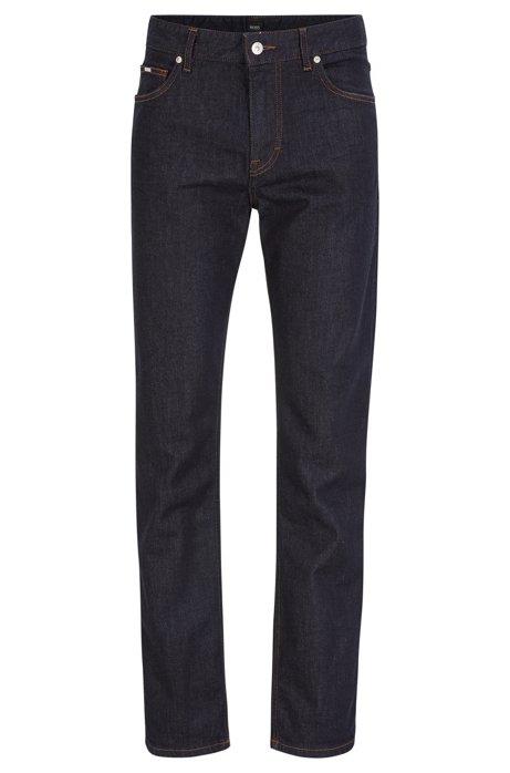 Pantalones Holgada En Azul Oscuro Jefe Denim Stretch Compras geniales Lugar mejor de liquidación jjLCaeVjc