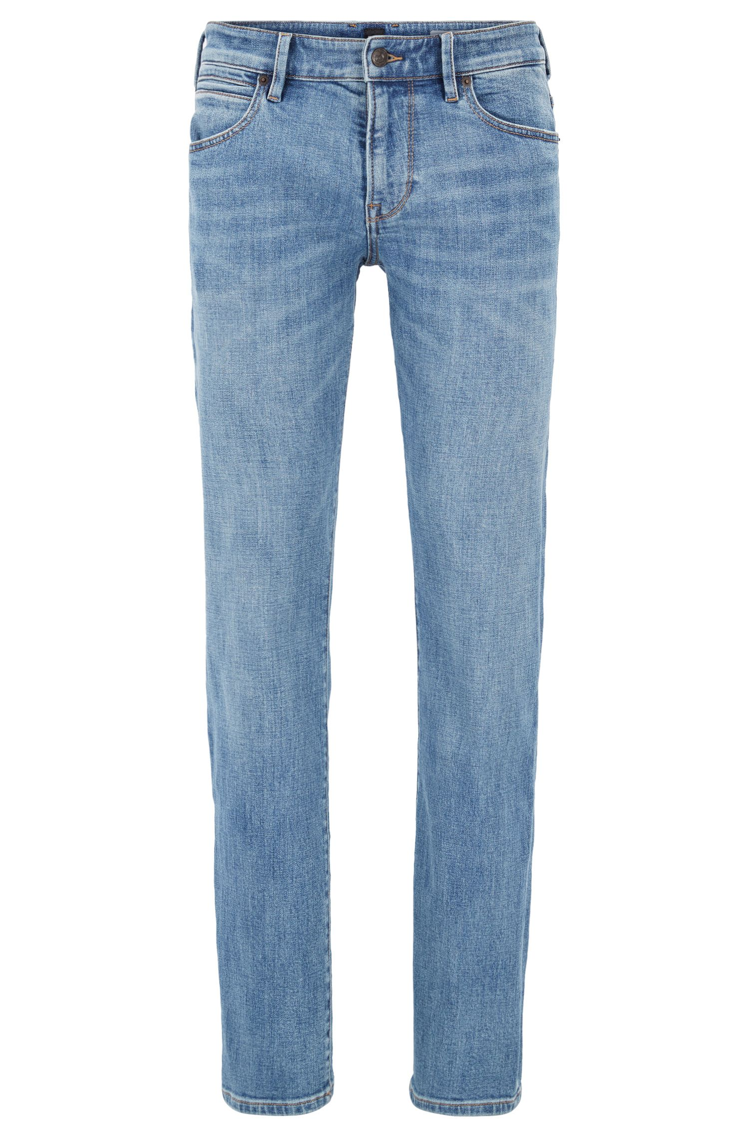 Jean Regular Fit en denim stretch
