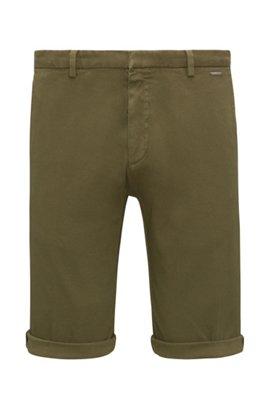 Regular-fit trousers in interlock cotton HUGO BOSS 1DjmSTw