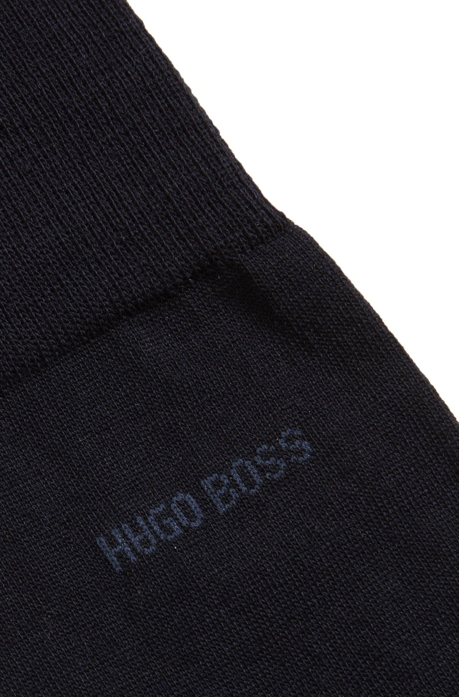 Sokken van een wolmix met Naturetexx®-finish, Donkerblauw