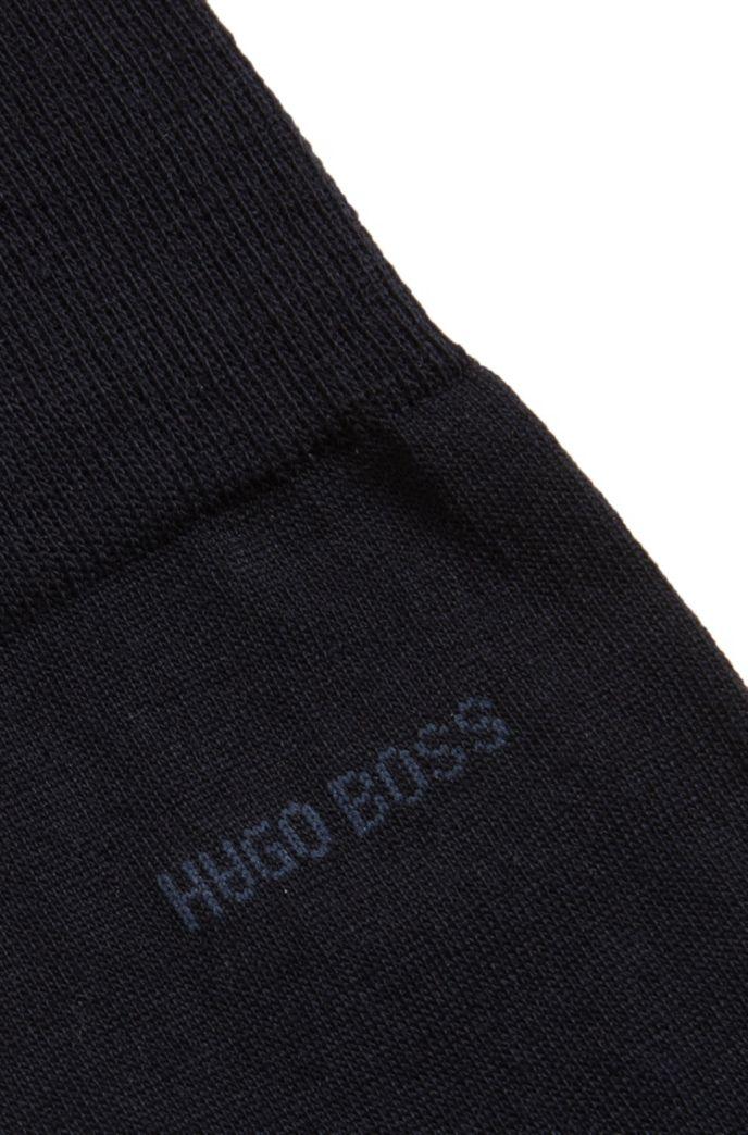 Wool-blend socks with Naturetexx® finish