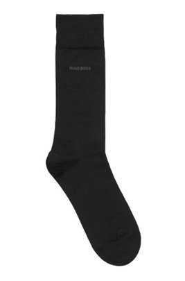 Wool-blend socks with Naturetexx® finishing, Black