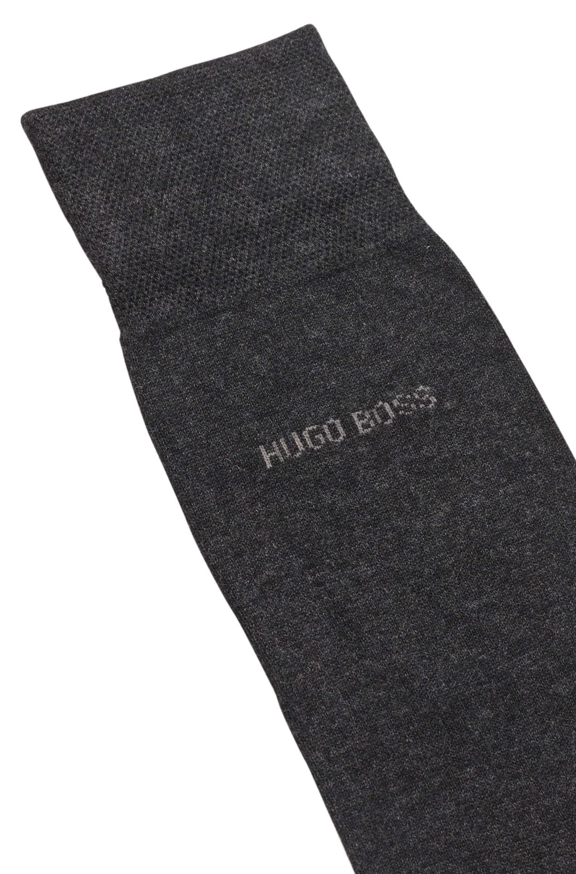 Regular-length socks in technical fabric with bamboo viscose