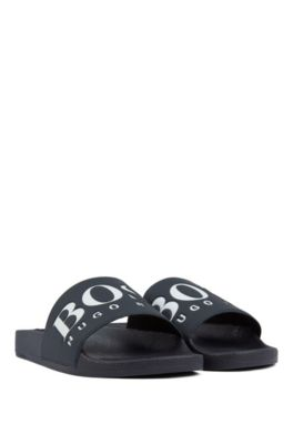99a46f7f7 Leather sandals from HUGO BOSS for men