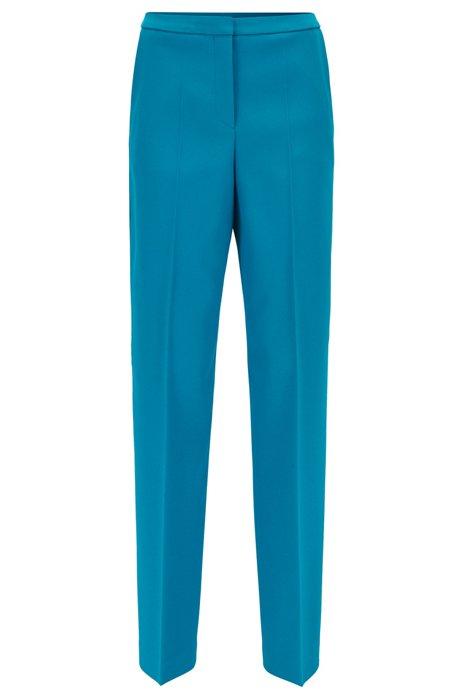 Galerie Collection Patron Régulière Ajustement Pantalon Large De La Jambe wZ6txT
