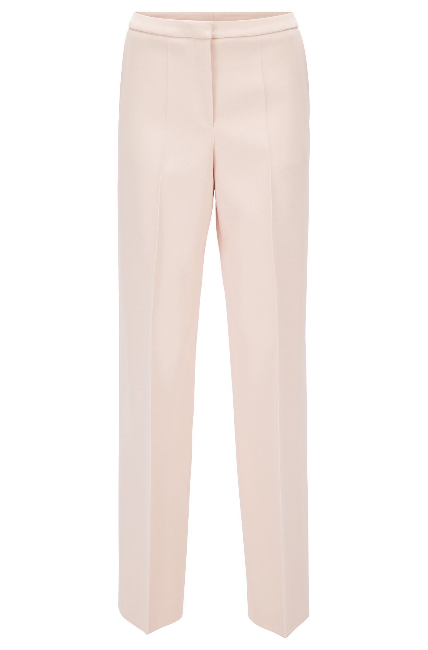 Gallery Collection regular-fit wide-leg trousers