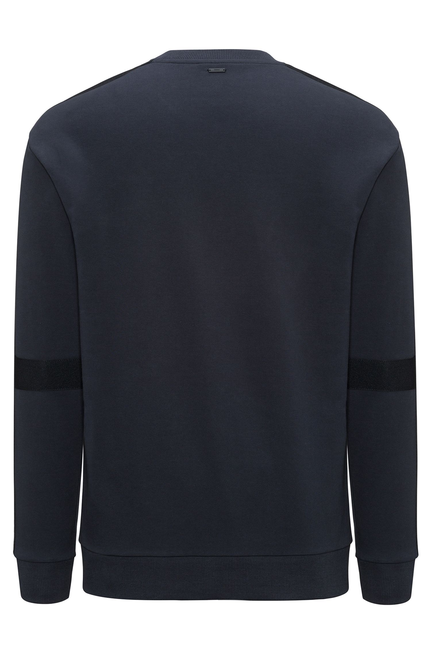 Hugo Boss - Sweat Oversized Fit à empiècements ton sur ton - 4